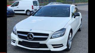 Mercedes-Benz Clase CLS 2012