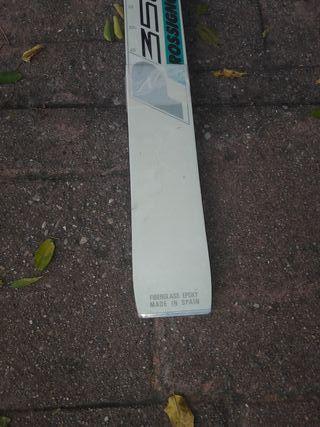 esquies rossignol p350