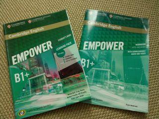 Libros B1.2 Empower B1+.