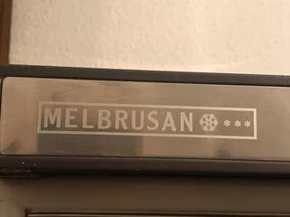 Nevera Melbrusan -Vintage-
