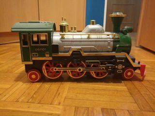 locomotora modelo D51101