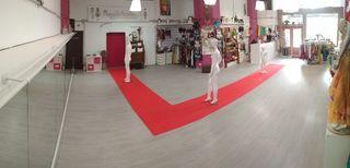 Sala para showrooms y Desfiles
