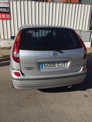 Nissan Tino Almera Tino 2003
