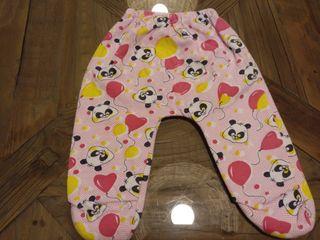 Pantalon pijama 0-3 meses franela