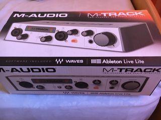 M Audio nueva