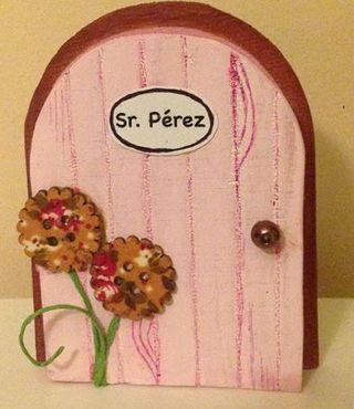 Puertas para nuestro amigo Sr. Pérez