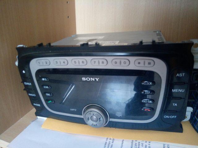 Radio Ford Sony
