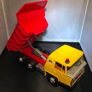 Camión GOZAN. Volquete. ¡32 cms! Nuevo.