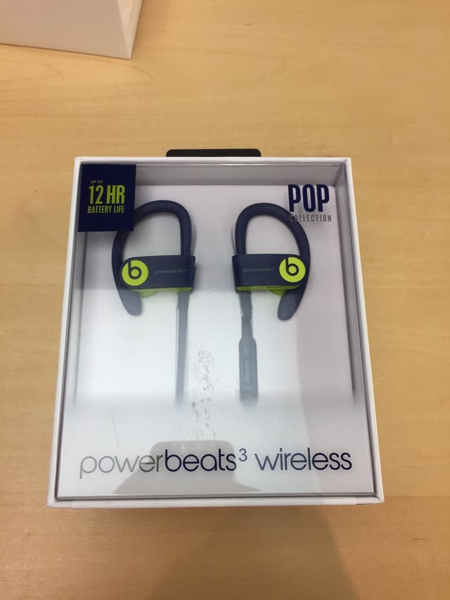 Auriculares powerbeats 3 solo wireless