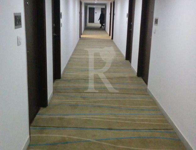 Designer carpets for hotels