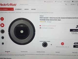 Roomba irobot 866