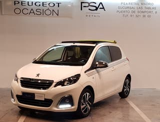 2629 Peugeot 108 TOP Collection VTI 72 MAN 5V 2018