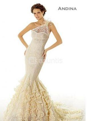 Vestido novia Pronovias Andina Andaluz