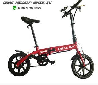 Bicicletas eléctricas Helliot Siam