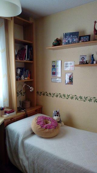 Dormitorio juvenil muy barato, madera pino