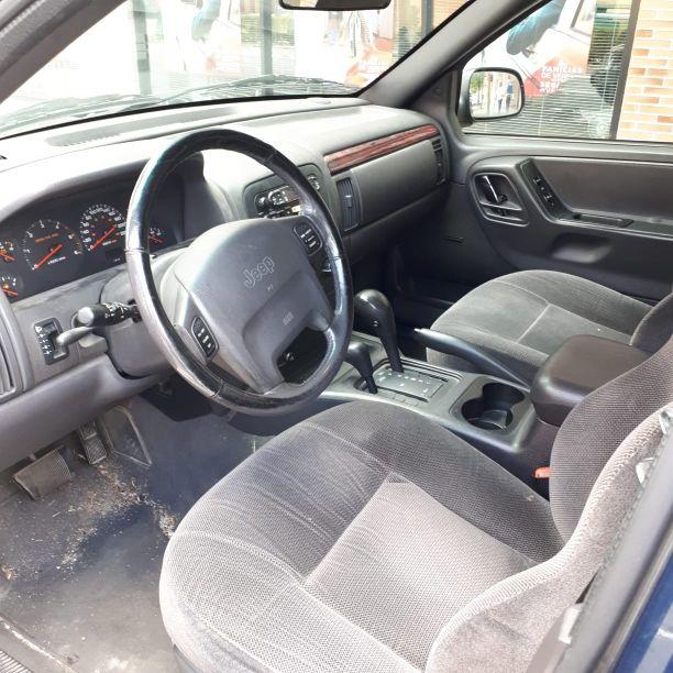 jeep grand cherokee 1999 de segunda mano por 2.000 € en madrid en