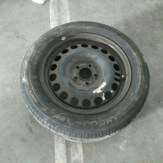 rueda de respuesto opel vectra c