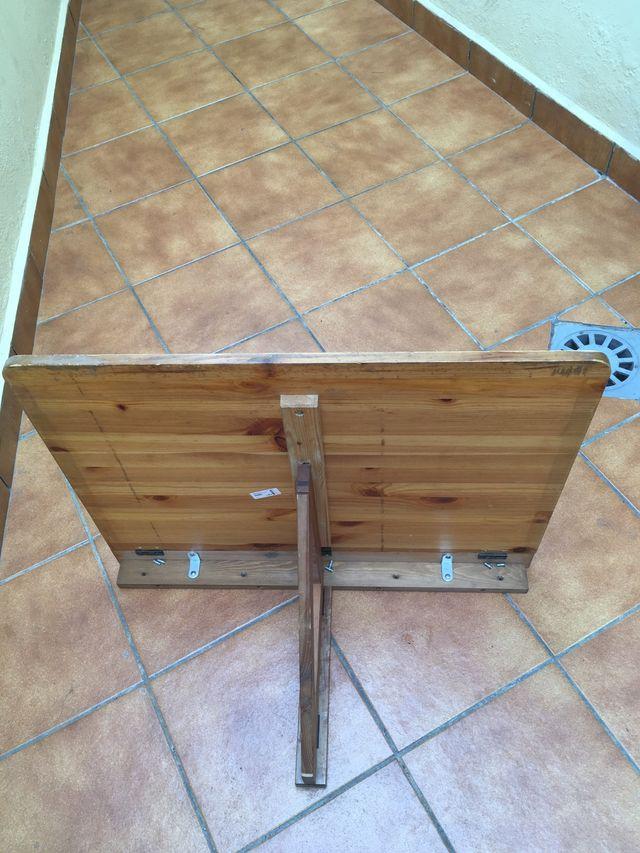 Mesa plegable de cocina (NORBO IKEA) de segunda mano por 15 € en ...