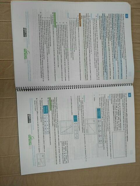 Matemáticas teoría y problemas 2°ESO