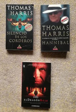 Trilogía de Thomas Harris