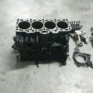 motor bkp bkd parte baja completa