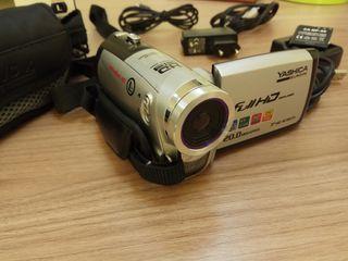 cámara de vídeo a estrenar