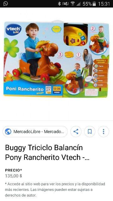 Pony Rancherito Bilingüe