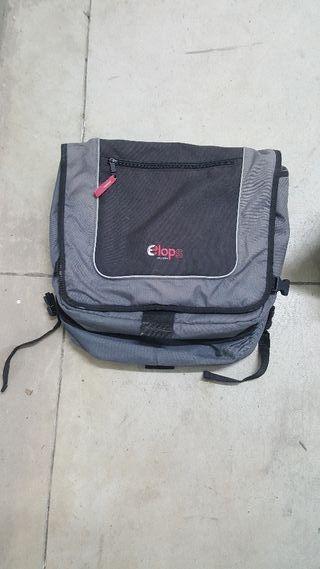 alforja / bolso bicicleta (maleta doble lateral)