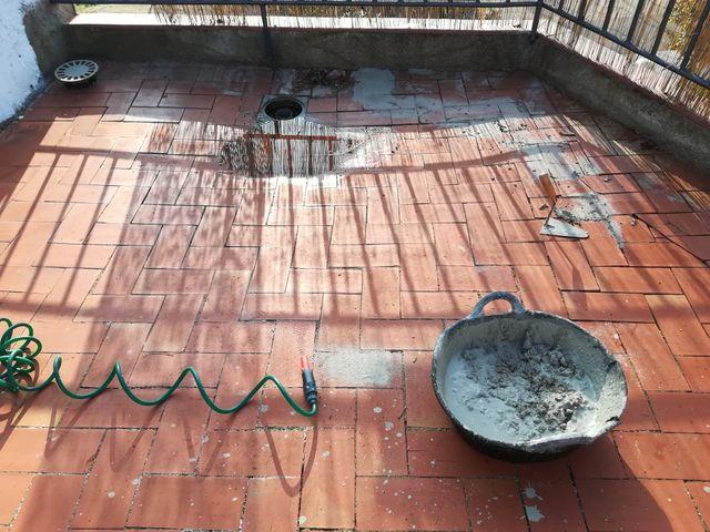 tejados y tejas......
