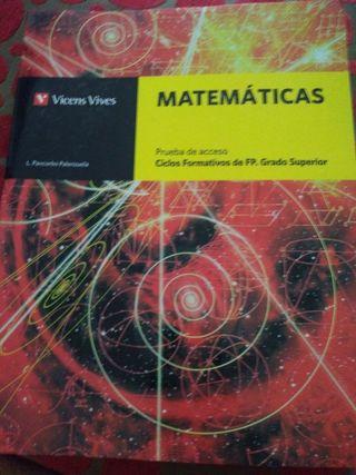 MATEMÁTICAS - VICENS VIVES