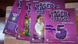 libros 5° primaria de inglés