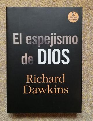 Libro el espejismo de Dios de Richard Dawkins