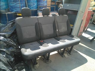 fila asientos renault trafic opel vivaro nissan
