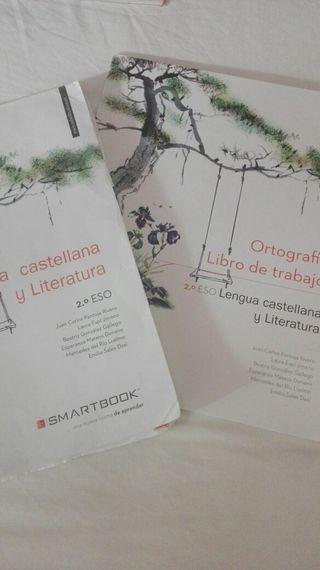 libro de lengua 2 eso isbn 9788448608712
