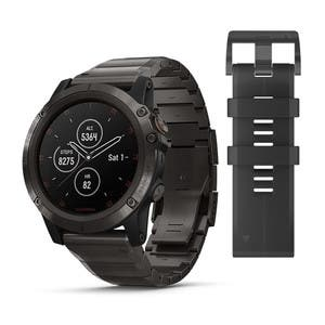 Reloj Garmin Fenix 5X Plus Titanio 010-01989-05