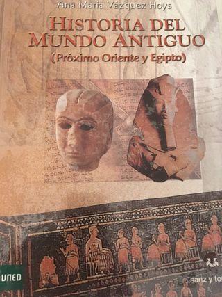 HISTORIA DEL MUNDO ANTIGUO (Próx. Oriente y Egipto