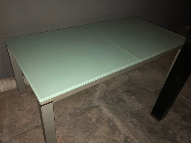 Mesa de centro comedor de segunda mano por 80 € en Paterna en WALLAPOP