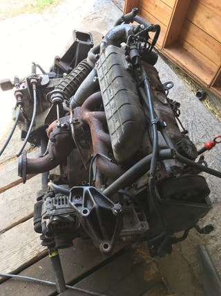 Motor fiat ducato 2.5 td 1999