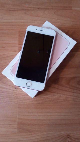 iPhone 7 color oro rosa