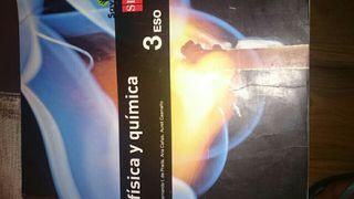Libro Fisica y Quimica 3ESO SM