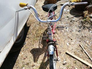 bicicleta antigua BH