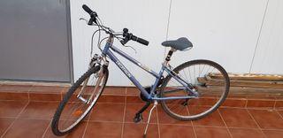 GANGA!bicicleta híbrida Riverside 3 de 28 pulgadas