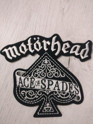 Parche Motorhead adhesivo ropa