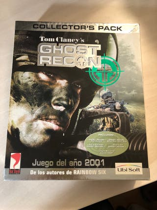 Tom Clancy's Ghost Recon Collector's Pack