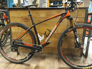 bicicleta btt spezialized stumpjumper 29 carbono