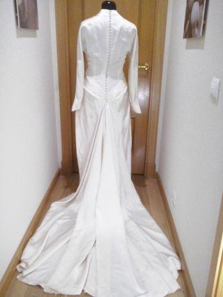 vestido de novia vintage de segunda mano en la provincia de toledo