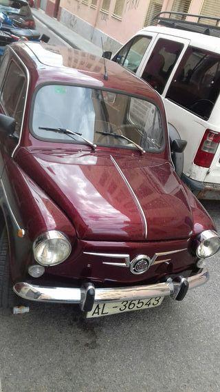 SEAT 600 E 1967