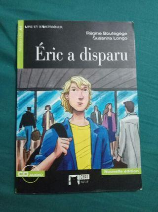 Éric a disparu + CD ~ Vicens Vives