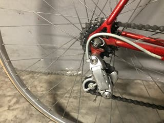 Bicicleta antigua Orbea mod. Moncayo