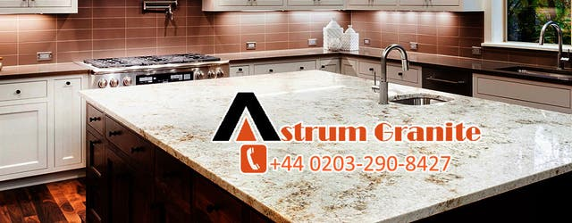 Quartz Kitchen worktops Astrum Granite